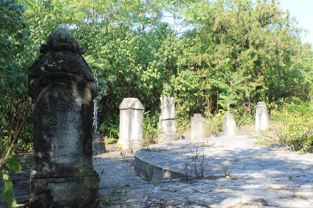 Deutscher Friedhof in Assureti.