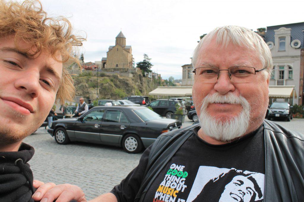 Tbilisssi: Am Ziel der Reise